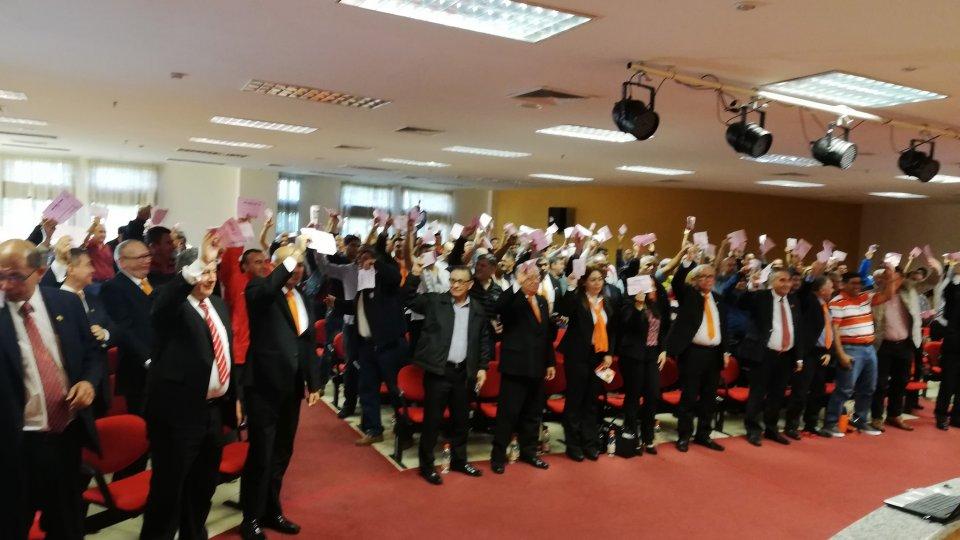 Jornada éxitosa de Asamblea Extraordinaria